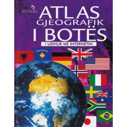 Atlasi gjeografik i botes (i vogel)