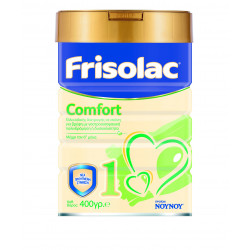 Comfrot Qumesht per foshnje 0-6 muaj Frisolac 400gr
