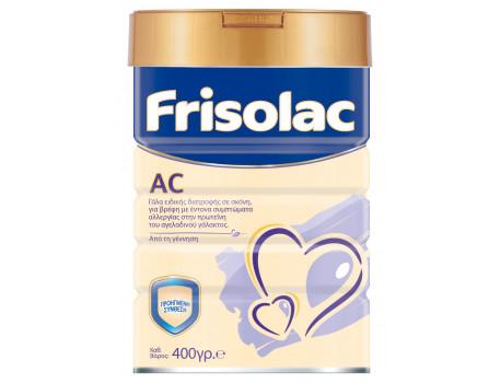 Frisolac AC Qumesht per foshnje 0-12 muajsh, 400gr