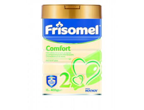 Frisomel Qumesht Comfort 6+m 400 gr, Easy Lid