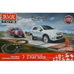 Piste per Gara Fiat 500