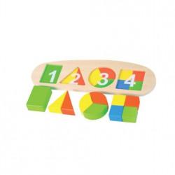 Pino Format Gjeometrike ne Tabele