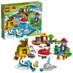 Lego Duplo Journey Around The World 10805