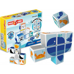 Geomag Kuba Manjetik Polar Animals