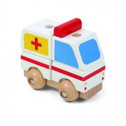 Pino Mini 3D Puzzle - Ndihma e shpejte