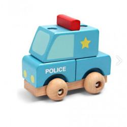 Pino Mini 3D Puzzle - Policia