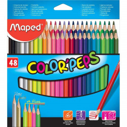 Maped Lapsa me Ngjyra 24 Duo Color`Peps