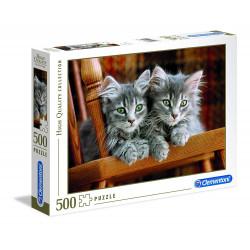 Clementoni Puzzle Kittens