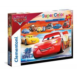 Clementoni Puzzle Cars 3