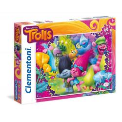 Clementoni Puzzle Trolls