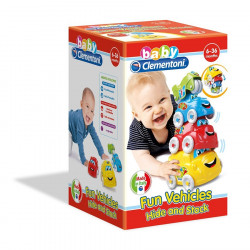 Clementoni Loder Fun Vehicles Baby