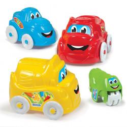 Clementoni Loder Fun Vehicles Baby