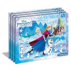 Clementoni Puzzles Frozen
