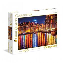 Clementoni Puzzle Amsterdam 500 cp