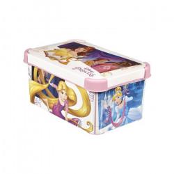 Kuti Plastike Princess Masa S Curver