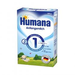 Humana 1, Qumesht 300 g