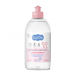 Bebble  Solucion Larje Bottle & Dish Wash, 500 ml