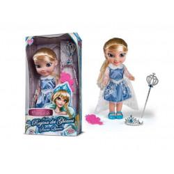 Kukulla Elsa, Frozen 25cm