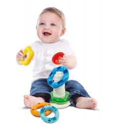 Clementoni Stacking Rings Baby