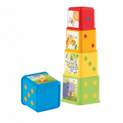 Fisher Price Loder Stack & Explore