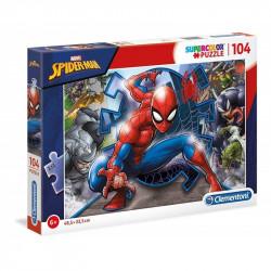 Clementoni Puzzle Spiderman 104 cp