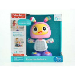 Fisher Price Qenushi Robot