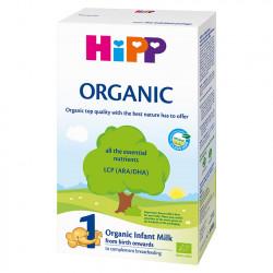 Hipp Qumësht Organic 1 300gr