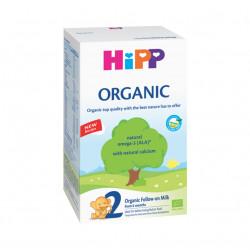 Hipp Qumësht Organic 2 300gr