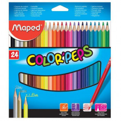 Maped Lapsa me Ngjyra 24 Color`Peps