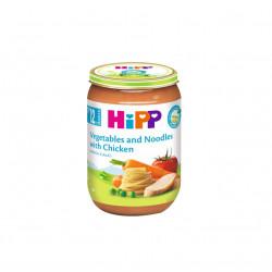 Hipp Pure Perimesh me Makarona dhe Pulë 220g