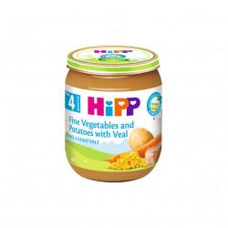 Hipp Pure Perimesh me Patate dhe Mish Viçi 125g