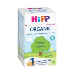 Hipp Qumësht Organic 1 800gr