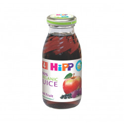 Hipp Lëng me Fruta të Kuqe 200ml