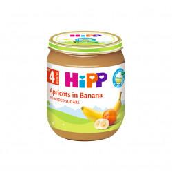 Hipp Pure Kajsi dhe Banane 125g