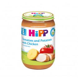 Hipp Pure me Domate, Patate dhe Mish Pule 220g