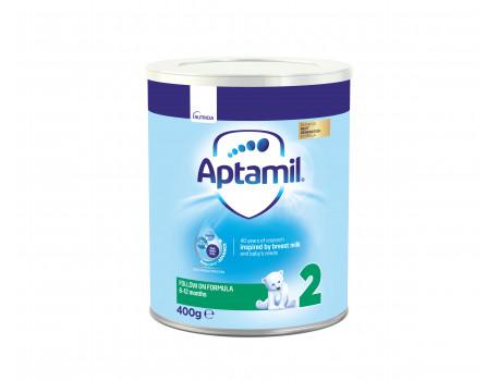 Aptamil 2 per Bebe 6-12 muaj