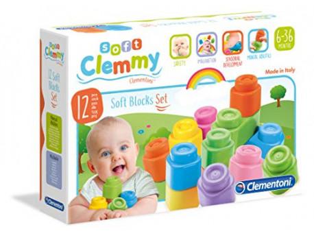 Clementoni Loder 12 Formuese te Buta Baby Clemmy
