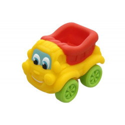 Clementoni Makine e Vogel Baby Car Soft & Go Baby
