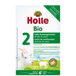 Holle Qumesht Dhie Organic Infant Goat Milk Formula 2 400gr