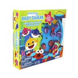 Lodër Peshkimi Baby Shark