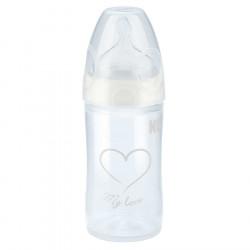 Nuk Shishe Plastike My Love me Biberon Silikoni 150 ml