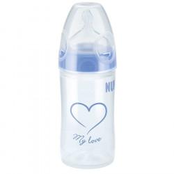 Nuk Shishe Plastike Lat My Love me Biberon 150 ml 0-6 muajsh