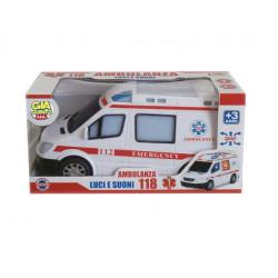 Loder Ambulanca me Muzike 3+