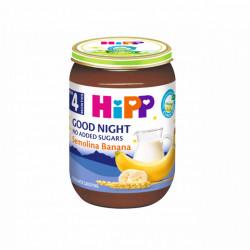 SET 1+1 Hipp Pure Banane Bullgur 190g