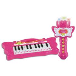 Piano me Mikrofon per Karaoke