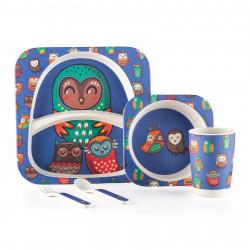 Set ushqimi per femije Bamboo - Buf