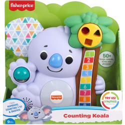 Fisher Price Numurimi me Koalen