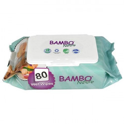 Bambo Nature Letra te Lagura 80 cp