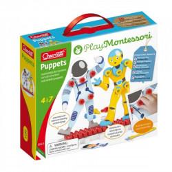 Quercetti Montessori Nderto Robotin