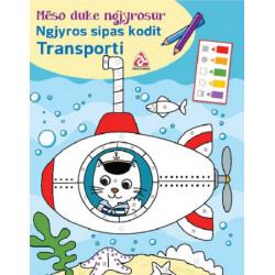 Ngjyros sipas kodit - Transporti